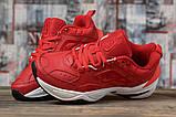 Кросівки жіночі 16963, Nike Air, червоні, [ 38 39 40 41 ] р. 38-24,0 див., фото 3