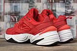 Кросівки жіночі 16963, Nike Air, червоні, [ 38 39 40 41 ] р. 38-24,0 див., фото 4