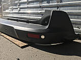 Бампер задний Ford Transit Connect с 2013- год DT11-17906-AD, фото 3