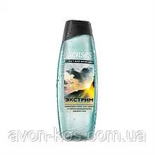 Шампунь-гель для душа для мужчин с дезодорирующим эффектом Экстрим (500 мл)