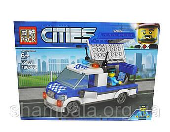 "Конструктор PRCK ""Cites police 02""(073651)"