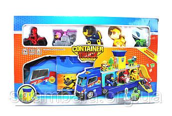 "Гральний набір Lezi ""Container Truck"" (075235)"