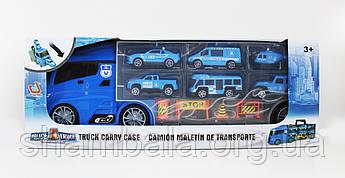 """Вантажівка-гараж Jin Jia Toys """"Truck carry case"""" (070926)"""