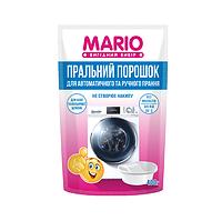 Пральний порошок Mario Універсальний Дой-Пак 400г (4823317135793)