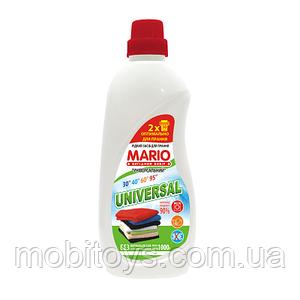 """Для стирки жидкий """"Марио"""" 1л.Универсал (10шт. / Уп.)"""