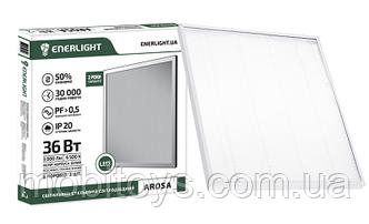 Cвитильник потолочный светодиодный ENERLIGHT AROSA OP 36Вт 6500К Ш.К. 4823093504288, 4шт / ящ