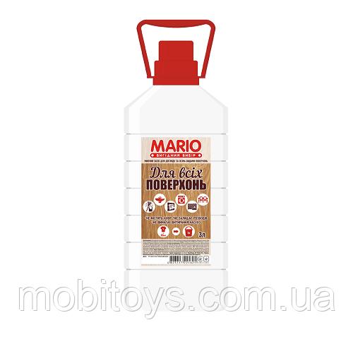"""ТМ Марио """"универсальное моющее средство"""" 3л."""
