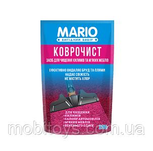 "ТМ Марио ""КОВРОЧИСТ"" для чистки ковров 200 гр. 48шт / уп"