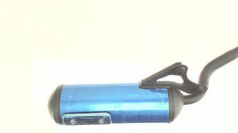 Глушитель (Выхлопная труба) Хонда (Honda) Дио (DIO)   АФ (AF) 34/35 (хромированная накладка) EVO