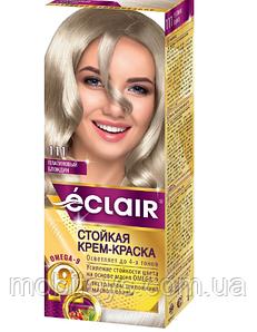 """Краска для волос Éclair с маслом """"OMEGA 9"""" 111 Платиновый блондин"""
