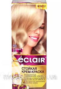 """Краска для волос Éclair с маслом """"OMEGA 9"""" 90 Солнечный пляж"""