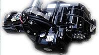Двигатель (В сборе)  на Квадроцикл (ATV) 110 см³ (Механическая коробка передач, 152FMH-I, передачи- 3 вперед и 1 назад) EVO