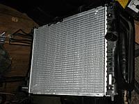 Радиатор охлаждения Ланос без кондиционера. Радиатор Lanos -кондиционер 96351263-0000. Оригинал, Зліт, фото 1