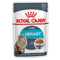 Влажный корм Royal Canin Urinary Care Feline пауч для кошек 85 г *12 шт.