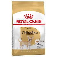 Сухой корм Royal Canin Chihuahua Adult для собак породы Чихуахуа  1,5 кг