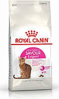 Сухой корм Royal Canin Exigent Savour для привередливых кошек  4 кг