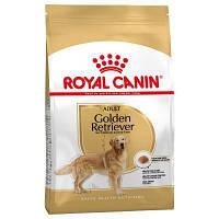 Сухой корм Royal Canin Golden Retriever Adult для собак породы золотой Ретривер 12 кг