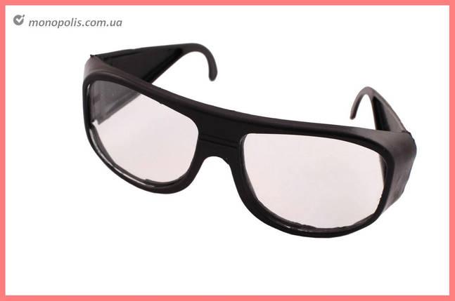 Очки защитные Vita - 034 У широкая дужка (прозрачные), фото 2