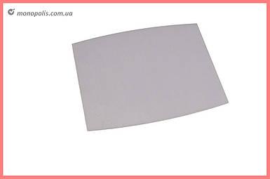 Стекло для сварочной маски Vita - 90 х 110 мм, поликарбонат полукруглое