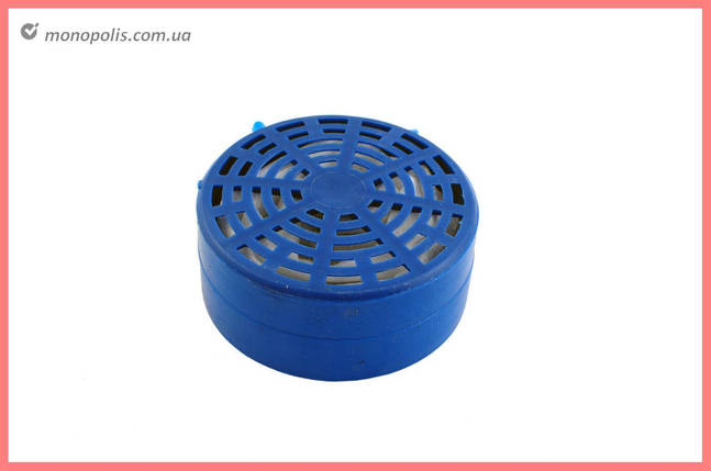 Фильтр для респиратора РУ-60М Vita - сорбент марка А1В1Е1Р2 ФП (пластик), фото 2