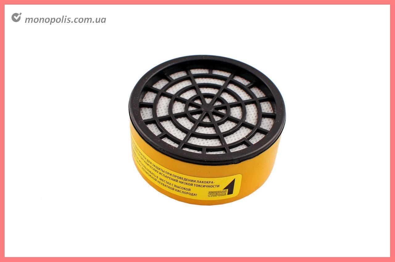 Фильтр для респиратора Miol - кислые газы (круглый)