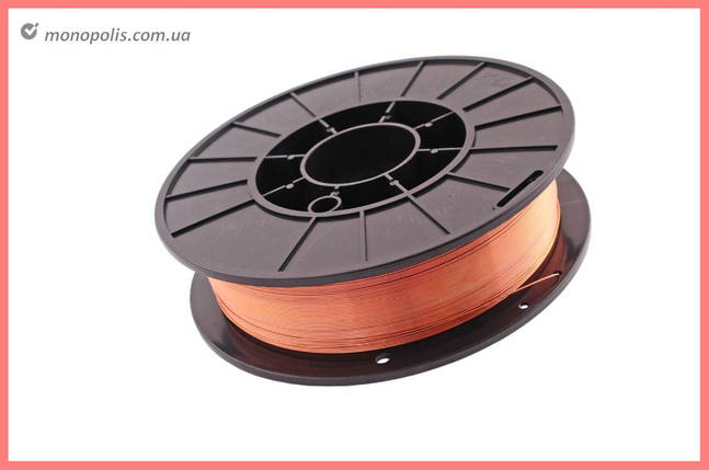 Проволока сварочная PlasmaTec - Monolith 1,0 мм x 1 кг, фото 2