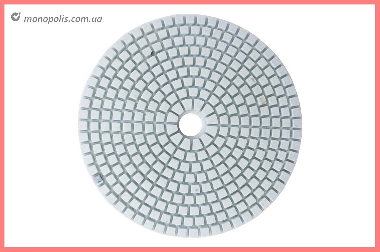 Диск алмазный шлифовальный Асеса - 125 мм x P3000