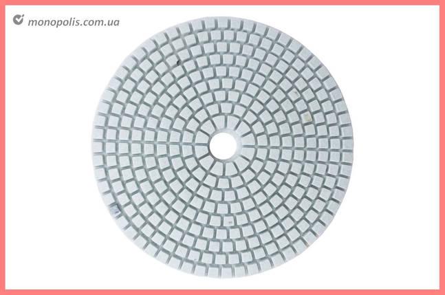 Круг алмазный шлифовальный Рамболд - 125 мм x P3000, фото 2