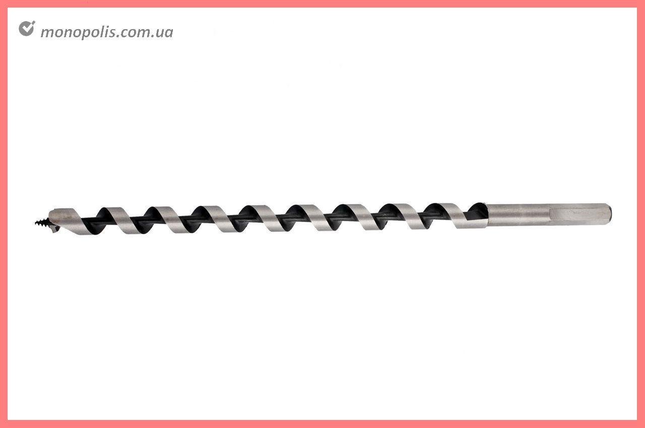 Сверло по дереву спиральное Granite - 12 х 300 мм