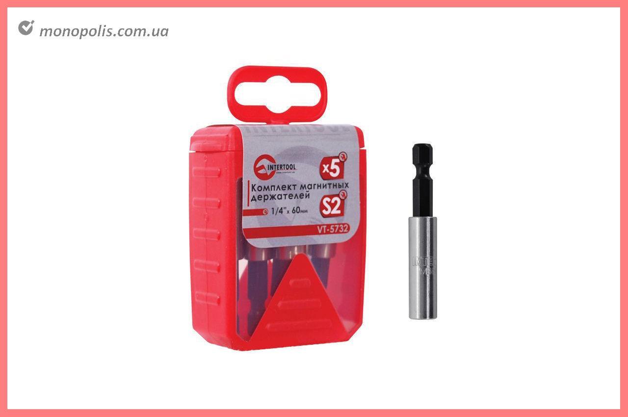 Удлинитель для бит Intertool - 60 мм PROF VT-5732