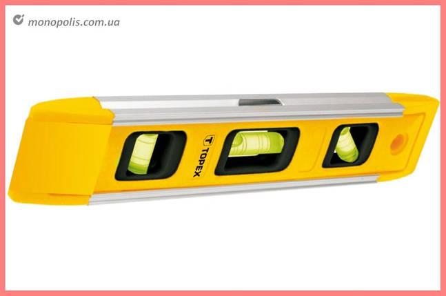 Уровень магнитный Topex - 230 мм, фото 2