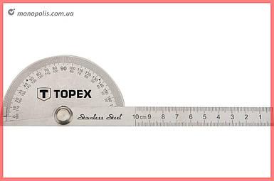 Угломер Topex - 180° х 100 мм