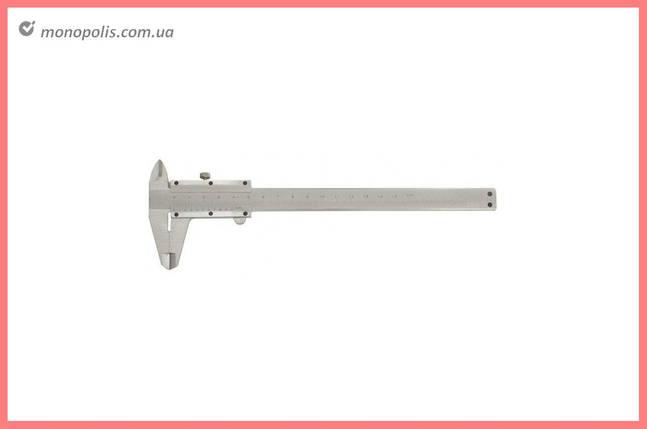 Штангенциркуль Intertool - 200 мм, цена деления 0,05 мм, фото 2