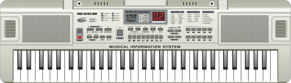 Орган MQ816USB 61 клавіша