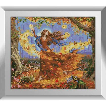31371 Танец осени Набор алмазной живописи, фото 2