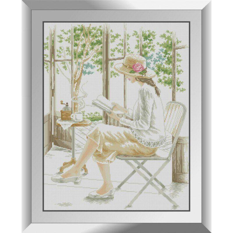 31493 Интересная книга Набор алмазной живописи