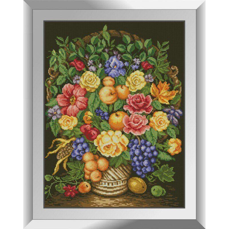 31494 Осенний аромат Набор алмазной живописи