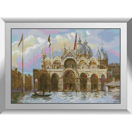 31500 Собор Святого Марка Набор алмазной живописи, фото 2