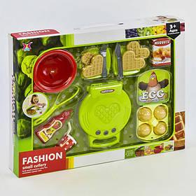 Игровой набор Fashion с продуктами и вафельницей SKL11-185157