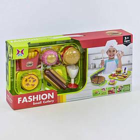 Игровой набор продуктов Fashion Фаст фуд SKL11-185134