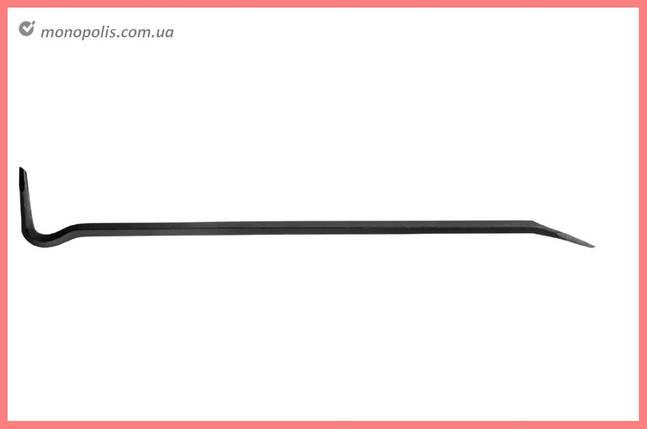 Гвоздодер-лом Topex - 500 x 16 мм, шестигранник, фото 2