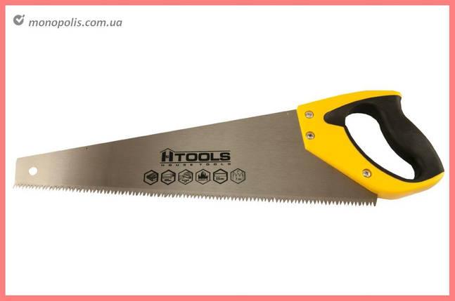 """Ножовка по дереву Housetools - 400 мм x 7T x 1"""" x 3D, фото 2"""