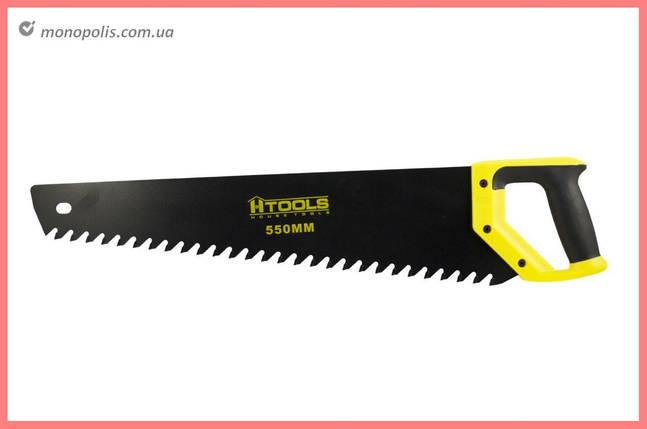 Ножовка по пенобетону Housetools - 550 мм PROF, фото 2