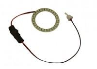 Светодиодное кольцо LED ring SMD 3528 60mm (Pure White)