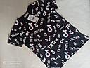 Стильная футболка для девочек Tik Tok Размеры 116 - 134 топ продаж, фото 3