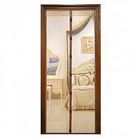 Антимоскитная сетка на дверь 150х210 см