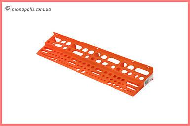 Полка под инструмент Intertool - пластиковая 610 х 150 х 45 мм