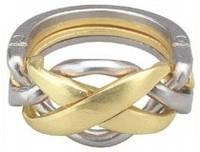 Перстень (Cast Puzzle Ring) 4 уровень сложности