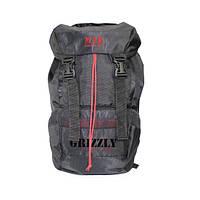 Большой спортивный рюкзак Grizzly черного цвета от MAD | born to win™