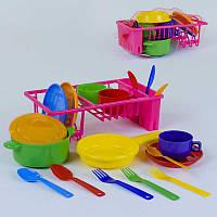 Набор посуды Bamsic, Юная хозяюшка SKL11-182010
